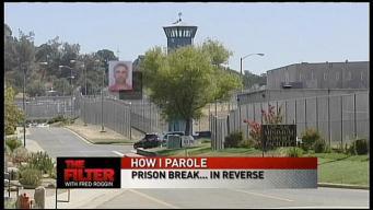 Prison Break. In Reverse.