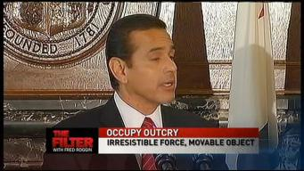 Occupy LA Marches On