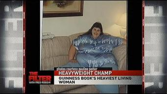 The World's Heaviest Woman