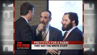 Pretty Fly for a Rabbi