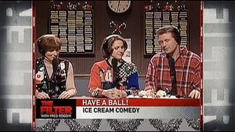 Open up for Schweddy Balls!