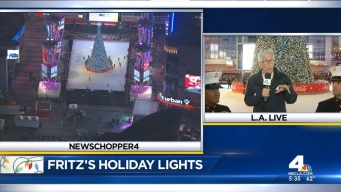 Fritz's Holiday Lights Kicks Off