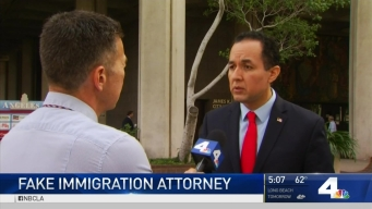 Fake Immigration Attorney Arrested