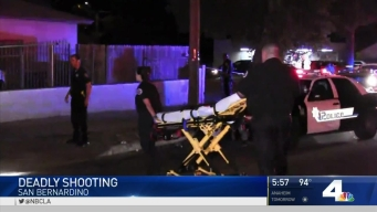 Father of 7 Shot and Killed in San Bernardino