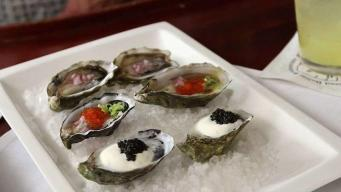 Feast on Fresh Seafood and Cocktails at the Sand Dollar Restaurant