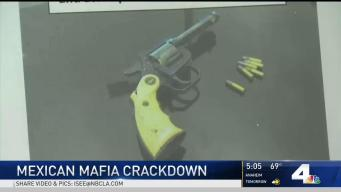 Feds Crack Down on Mexican Mafia