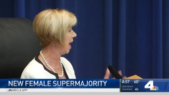 Female Majority for First Time in LA Board of Supervisors