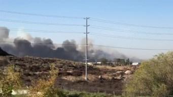 Fire Breaks Out in Murrieta Prompting Evacuations
