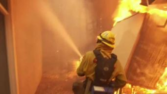 Firefighters Fear an Uncontrollable Fire Season This Year