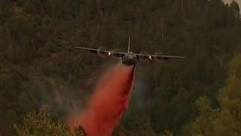 Pilots Face More Risk Firefighting Than in Combat: Air Guard