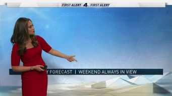 First Alert Forecast: Cool Weather for the Weekend