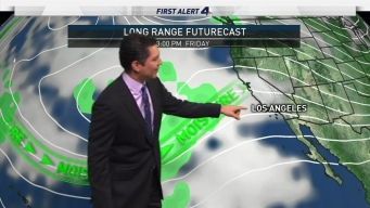 First Alert Forecast: Tracking the Rain