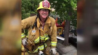 Former Rams and LAFD Firefighter Battles ALS