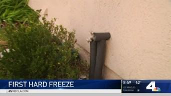 Freeze Grips Antelope Valley