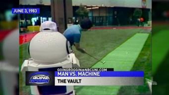 The Vault: Man vs. Machine