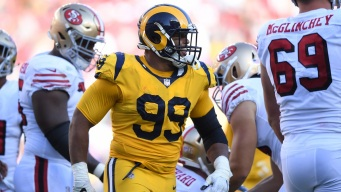 Aaron Donald's Dominance Leading Rams' Unbeaten Start