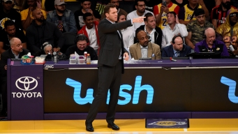 Lakers Coach Luke Walton Fined $15,000 by the NBA