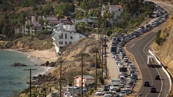 PCH Closures Start Today for Woolsey Fire Repair Work