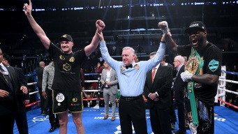 Fury Gets Up After Knockdowns, Wilder Scores Split Draw