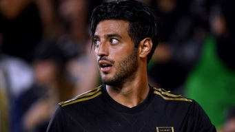 Carlos Vela Scores MLS-Leading 14th Goal to Salvage 1-1 Draw