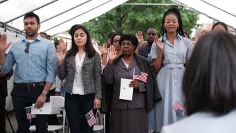 Immigrants Anguish Over New Trump Rule
