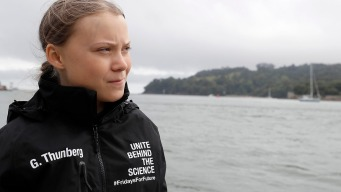 How Greta Thunberg Shifted World's Gaze to Climate Change