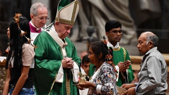 Pope Urges Bold Action to Protect the Amazon Amid Fires