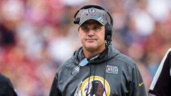 Washington Redskins Fire Head Coach Jay Gruden