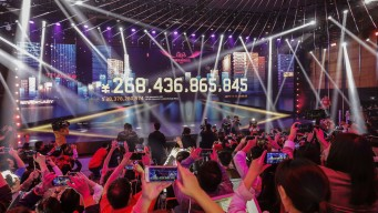 Alibaba Breaks Singles Day Record With Over $38B in Sales
