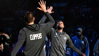 Paul George Scores 37 Points in 20 Minutes in Home Debut, Clippers Win by 49