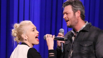 'Voice' Mentors Stefani and Shelton Are Dating