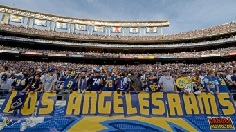 Rams, Chargers Sponsor Venice Pride Event, an NFL First