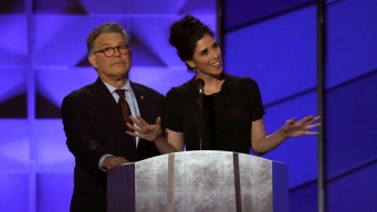 Sarah Silverman's Twitter Hacked for Anti-Clinton Message