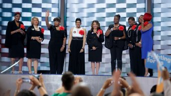DNC Day 2: Clinton's Historic Nomination, More Top Moments