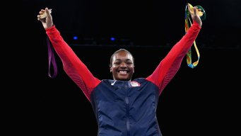 By the Numbers Day 16: 1 US Boxing Gold; Volleyball Comeback