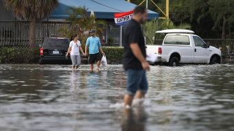Calls Increase for Democrats to Face Climate Change in Miami