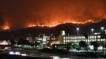 Report Says LA Has Most Homes at Risk of Wildfire Damage