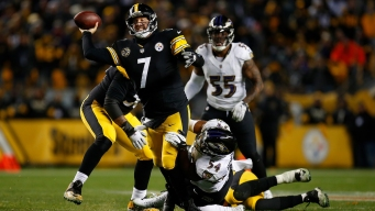 AFC North Champion Steelers Keep Finding a Way