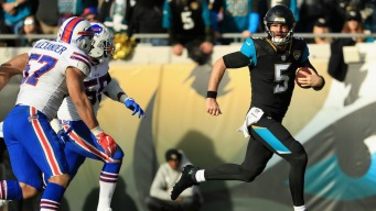 Jaguars Beat Bills 10-3 in Ugly, Sometimes Unwatchable Game