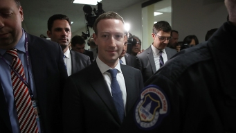 'Are You Human': Internet Pokes Zuckerberg at Hearings