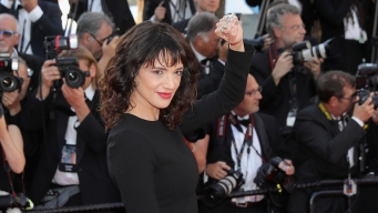Weinstein Accuser Delivers Searing Speech at Cannes Closing