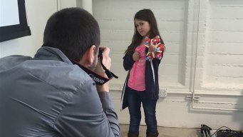 10-Year-Old Designs Prosthetic Glitter-Shooting Arm