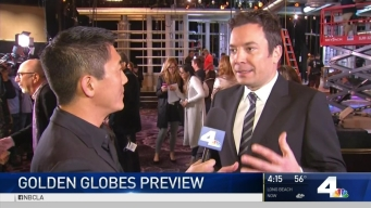 Golden Globes Prepares for Chance of Rain