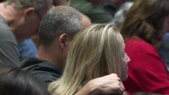 Grace Baptist Church Holds Service After Shooting at Saugus High School
