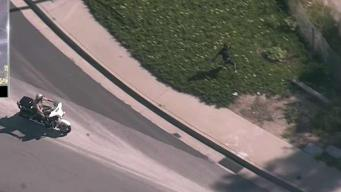 Grand Theft Auto Pursuit Ends in Whittier