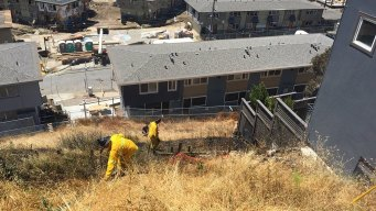 Fireworks Caused 2-Acre Brush Fire in SF: Officials