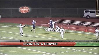 Rancho Cucamonga Living on a Prayer