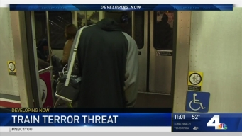 'Imminent' Threat Against Metro Line Prompts Stepped-Up Patrols
