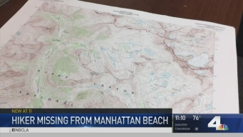 Hiker Missing From Manhattan Beach