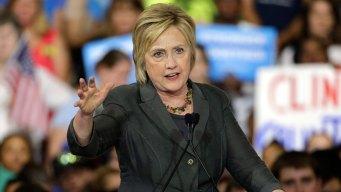 Trump Has 'No Answers': Clinton